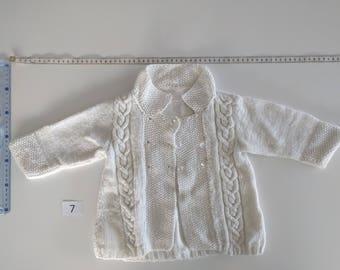 Handmade baby knitwear 7
