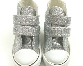 1/3 BJD Shoes Blinking Sneakers for Dolls,Fashion Doll Boots for BJD 1/3 Feeple60 Moe doll,Mini Puppet Shoes for Textile Doll