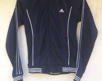 Rare Vintage Adidas sweater jacket
