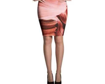 Japey Pencil Skirt