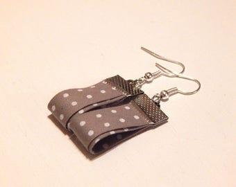 Liberty dot earrings