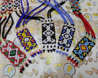 Traditional Homemade Beads Chains