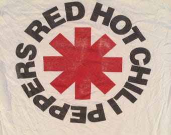 1997 Red Hot Chili Peppers tee
