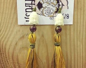 Buddhaful earrings