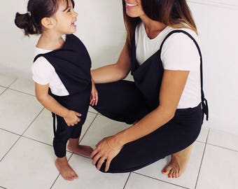 Jumpsuit . leggings mommy and me . jumpsuit mother and daughter . mommy and me leggings  . mother daughter outfit . mommy and me outfits