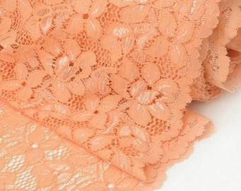 Lace lingerie underwear soft fluid aumon x 1 meter