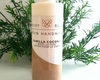 Coconut Vanilla Body Lotion