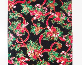 Christmas & Holiday Table Runners, Two sided reversible and machine washable