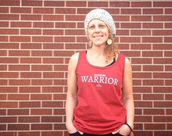 Unleash Your Inner Warrior Womens Tank