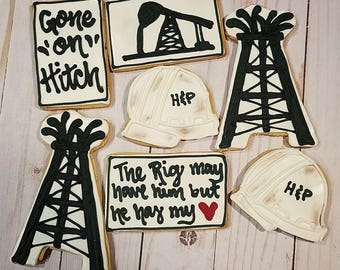 Oil Field Cookies