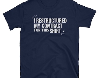Restructured Contract Shirt