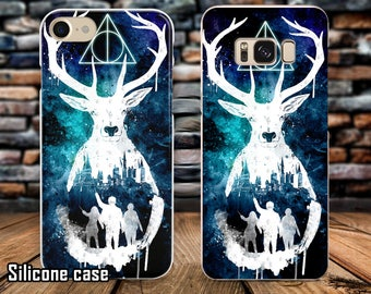 Google Pixel XL case Harry Potter cover Iphone 6s plus cover Galaxy S7 edge case Ipod touch case Clear case Note 5 case Samsung S5 case Gift