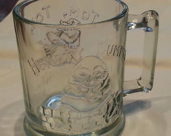 Indiana glass cup collection