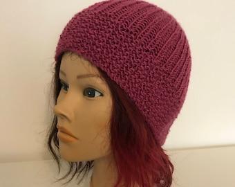 Purple Hood Simple