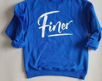 Finer Zeta Sweatshirt
