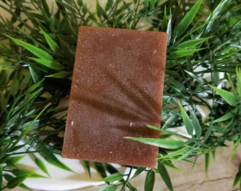 Red Clay Mask Bar Soap
