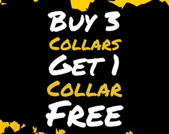 Buy 3 Get 1 FREE! *follow instructions in the description*