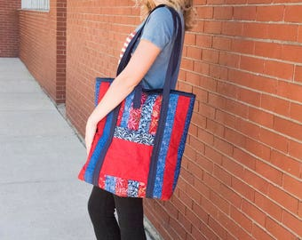Everyday Square Tote