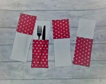 Cutlery Cutlery Bags Christmas