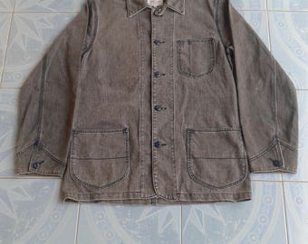 United Arrow Blue Label Chore Jacket Made In Japan