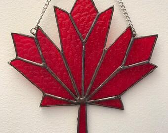 Canadian Flag Maple leaf