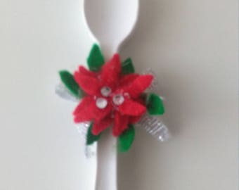 Spoon placeholder or open Christmas party PZ6