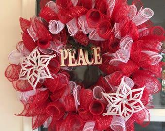 Peace Wreath