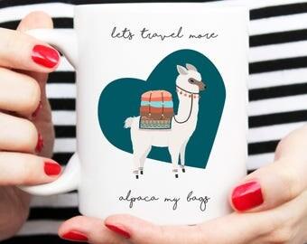 alpaca mug, alpaca cup, alpaca lover, alpaca gift, alpaca present, alpaca my bags, mug gift, mug present, present for friend, alpaca lovers
