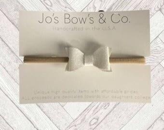 Baby Headband Bows - Baby Girl headband - hair bows - Baby Bows - hair bows for babies- baby hair bows