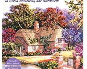Dreamscapes in Ribbon Embroidery and Stumpwork Paperback – April 1, 2006