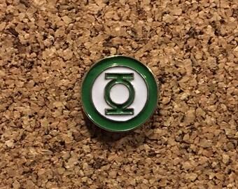 DC The Green Lantern Enamel Pin