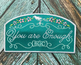 You Are Enough Patch