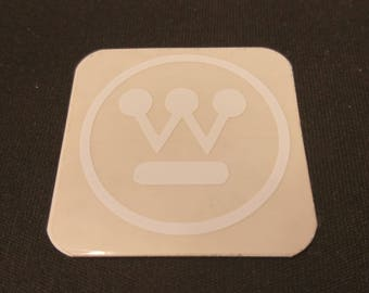 Westinghouse Sticker