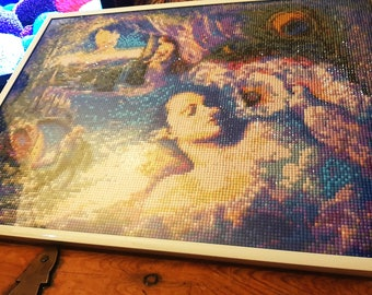 Diamond Mosaic Painted Dreamer