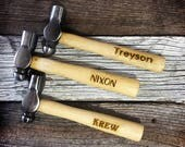 Personalized Crafting or Child Size Hammer