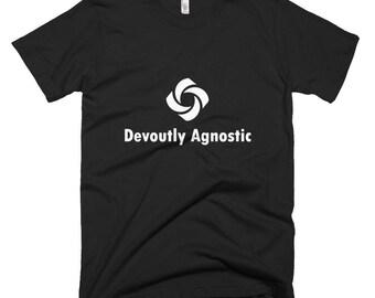 Devoutly Agnostic Funny T-Shirt