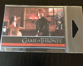 Game of Thrones Tyrion Lannister Fridge Magnet