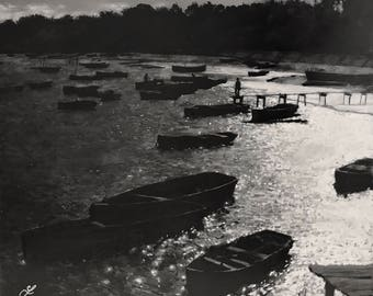 Mississippi 1939 Fine Art Acrylic Painting
