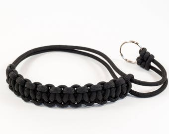 Paracord Camera Wrist Strap W/ fixed Keyring!
