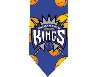 Basketball Tie - Sacramento Kings