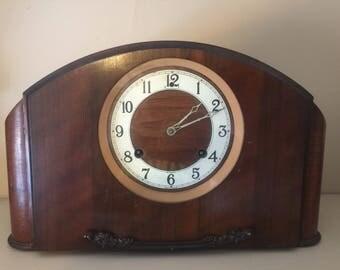 Ingersoll Waterbury Mantel Clock
