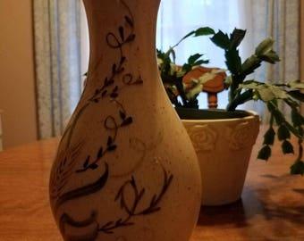 Wheat Pattern Vase