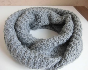 Kuzzy Design Hand Knit Scarf,Men-Woman Scarf,Men Woman Knit Scarf,Handmade Scarf
