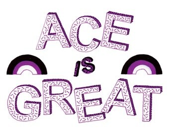 Ace Is Great - A6 Card
