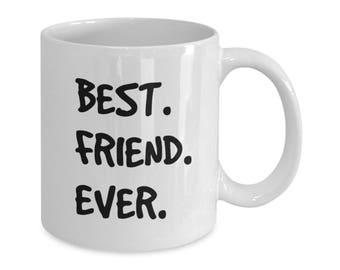 Best Friend Gift, Friend Gift, Friend Mug, Best Friend Mug, Cute Coffee Mug, Best Friend Coffee Mug, Friend Gift Cute, Friend Gift Idea, Mug