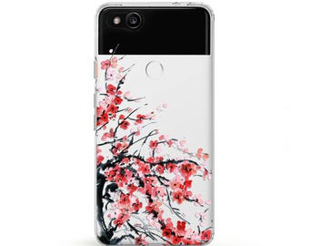 Cherry Flower Samsung A7 Case Sakura Bloom Google Pixel xl 2 Flower Case LG g6 Case Floral Samsung s7 Case Galaxy s8 Case Floral Pixel Cases