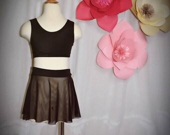 Dancing skirt Mesh