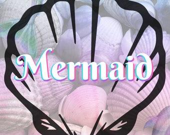 Mermaid kin (printable)