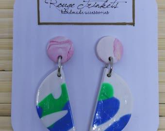 Bel Dangling earring