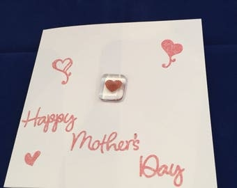 Hand made Mother's Day card